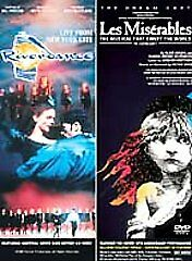 Les Miserables in Concert/ Riverdance: Live in New York (DVD, 2001)