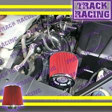 1994/94 CADILLAC DEVILLE 4.6L V8 Northstar AIR INTAKE KIT Black Red
