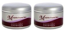 MON PLATIN Design - Lot of 2 Jojoba Crystal Hair Wax 250ml Professional Styling