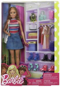 Barbie Doll Dress Shoes Handbag Accessories Bnib Genuine Mattel Uk Seller