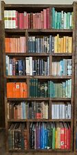 BOOKCASE ZIG ZAG home office character reclaimed solid wood shelving vintage