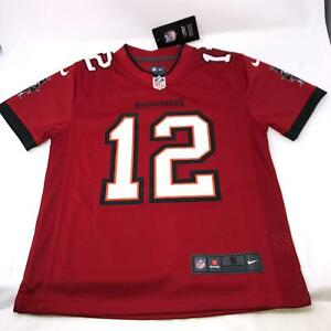 Nike Tampa Bay Buccaneers #12 Chris Godwin Red Jersey Youth Size Small