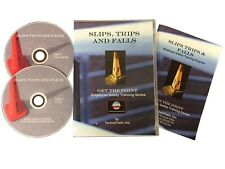 OSHA Slips Trips and Falls Safety Training DVD - Manufacturing (2017)