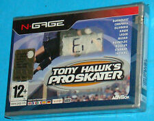 Tony Hawk's Pro Skater - Nokia N-Gage NGage - PAL New Nuovo Sealed