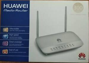 ADSL2+  Wireless / Wifi internet router / modem - Huawei HG532d