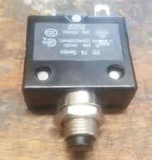 Joemex PE 74 20a 50VDC  125VAC/250VAC Circuit breaks fits Predator 15hp