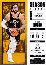Ricky rubio 2017-18 Panini Contenders baloncesto Walker, #64