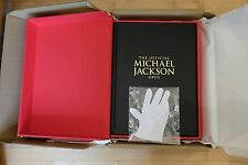 RARE The Official Michael Jackson Opus Book 2009 MJ Thriller King of Pop
