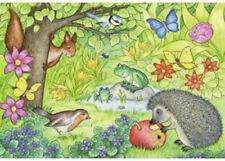 Ravensburger Animals In Our Garden 2 x 12 Piece Jigsaw Puzzles