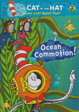 CAT IN THE HAT - OCEAN COMMOTION (DVD)