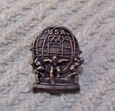 Aminco USA Olympics Souvenir Lapel Pin