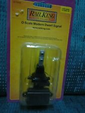 RAIL KING REAL TRAX MTH O SCALE MODERN DWARF SIGNAL NEW IN PACK RAILROAD TRAIN