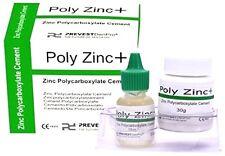 Poly Zinc + (Plus Zinc) Polycarboxylate Cement Intro Pack