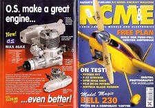 RADIO CONTROL MODELS & ELECTRONICS MAGAZINE 2004 DEC DIE FLEDERMAUS FREE PLANS