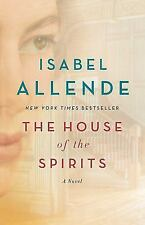 The House of the Spirits : A Novel by Isabel Allende Paperback Book