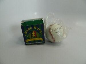 1995 Babe Ruth 100th Anniversary Replica Signature Baseball in Box Sealed
