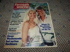 Fernseh Woche Nr. 6/1979