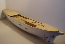 Segelschiff Gorch Fock, Holzrumpf 1:95 Bauanleitung Plaene, bitte lesen!!