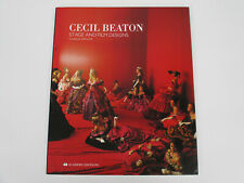 Stage Film Design Cecil Beaton Biography Author Signed Theater Art Fashion 1994