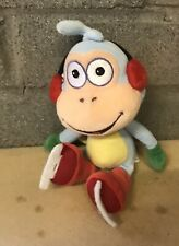 """BOOTS FROM DORA 8"""" BEANIE TOY TY 2007 VGC"""
