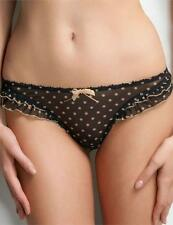 Freya Lingerie Patsy Thong Black 1227 Various Sizes XS
