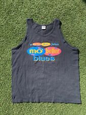1990 Mo Better Blues Vintage Tank Top Xl Spike Lee Joint 40 Acres And A Mule