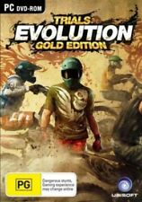 Trials Evolution Gold Edition PC Game NEW