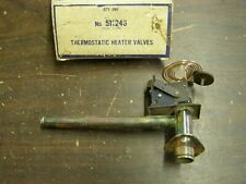 NOS 1962 1963 1964 Dodge Plymouth Heater Water Control Valve + 1965 1966 Charger