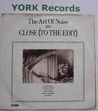 """ART OF NOISE - Close (To The Edit) - Excellent Condition 7"""" Single ZTT ZTPS 01"""