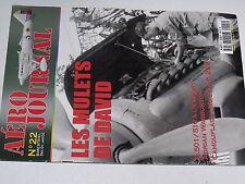 µµ Revue Aero Journal n°22 GC III/5 Sunderland ADEN Warburton D.501 Avia S-199