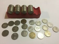 """""""Unusual Gaming-Vegas-Other """" 1.00 """"Retro Slot Machine Coins (1970/80/90's)"""