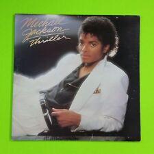 MICHAEL JACKSON Thriller QE38112 LP Vinyl VG+ near ++ GF Sleeve Test Played
