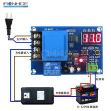 CNC Lithium Battery Charger Control Switch Charging Protection Board 3.7-120V ES