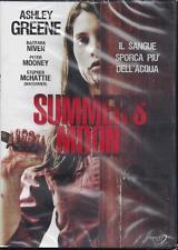 Dvd **SUMMER'S MOON** con Ashley Greene nuovo sigillato 2007