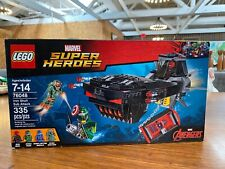LEGO Marvel Super Heroes 76048 Iron Skull Sub Attack Building Set NEW IN BOX