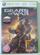 GEARS of War 2 Xbox 360 Edition Spiel NEU DVD (Spielen auf Xbox One kompatibel)