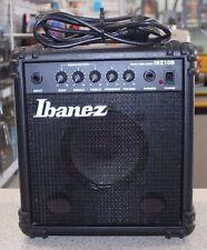 Ibanez Bass Amplifier IBZ10B 12 Watt