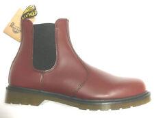 Stivali, anfibi e scarponcini da uomo rossi Dr. Martens