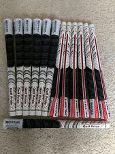 NEW! 13 Golf Pride MCC ALIGN White Standard Golf Grips Set
