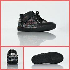 Scarpe Donna Liu Jo 36 EU Sneakers Nero / Multicolore Pelle tessuto By640-36