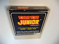 Donkey Kong Junior Atari, Inc. (Atari 2600, 1983) Cart Only