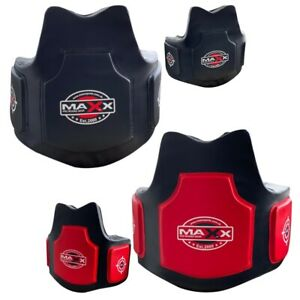 Boxing Belly Pad Gel HiImpact Coaches Boxing Body Protector Pad Belly Sparring