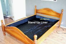 King Waterbed Stand Up Safety Liner, For a  King Timber Frame water bed
