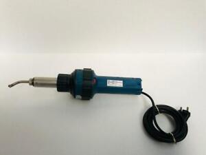 ZINSER TYP K5.16RS PLASTIC WELDER HOT AIR HEAT GUN 230V 1625W