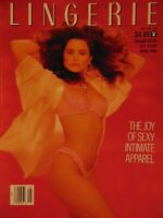 Playboy Lingerie May June 1990     A8#10874