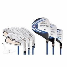 Koala Men's Golf Clubs Complete Club Set M86i GraphiteRight Hand Pack With 13pcs
