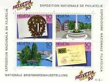 SUISSE SWITZERLAND Yvert Bloc n° 26 neuf sans charnière MNH