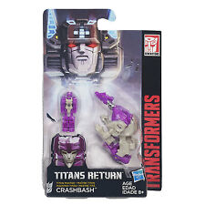 Transformers Generations Titans Return Titan Master CRASHBASH (B4697) by Hasbro