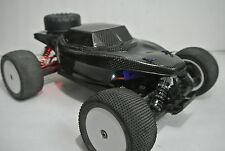 LOSI 1/14 MINI 8IGHT T CONCEPT DESERT TRUCK REAL CARBON FIBER BODY  LED LIGHTS
