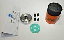 New Spin on Oil Filter Adapter w/filter Austin Healey 100-6 and 3000 1956-1968